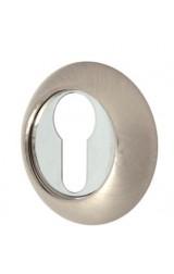 Накладка цилиндровая круглая (хром)