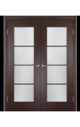 Двустворчатая дверь С-08