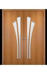Двустворчатая дверь С-07