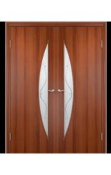 Двустворчатая дверь С-06
