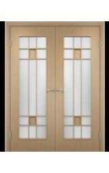 Двустворчатая дверь С-15