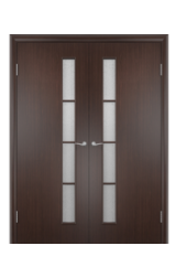 Двустворчатая дверь С-14