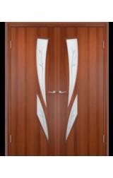 Двустворчатая дверь С-02