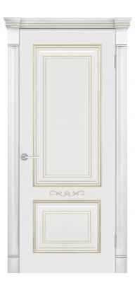 Межкомнатная дверь Фелиса с косичкой